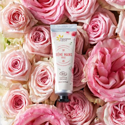organic rose hand cream Singapore