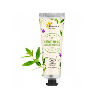 Lemon Verbena Hand Cream Organic From France Sale Singapore