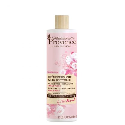 No Junk Rose Body Wash from France