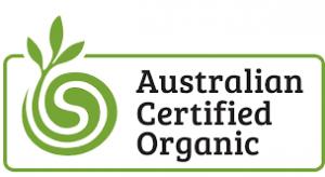 Australia certified organic logo