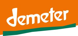 Demeter Organic logo