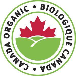 Canada Organic Food logo