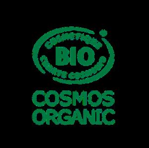 cosmos organic cosmetics logo