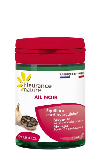 Aged Black Garlic Food Supplement Singapore Quality Made in France