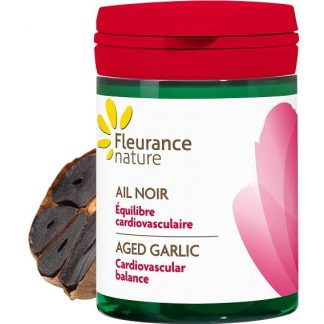 aged black garlic supplement Singapore