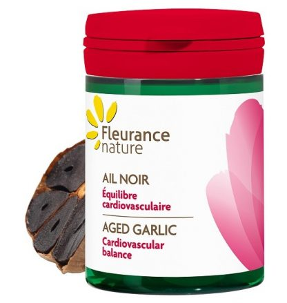 aged black garlic supplement Singapore